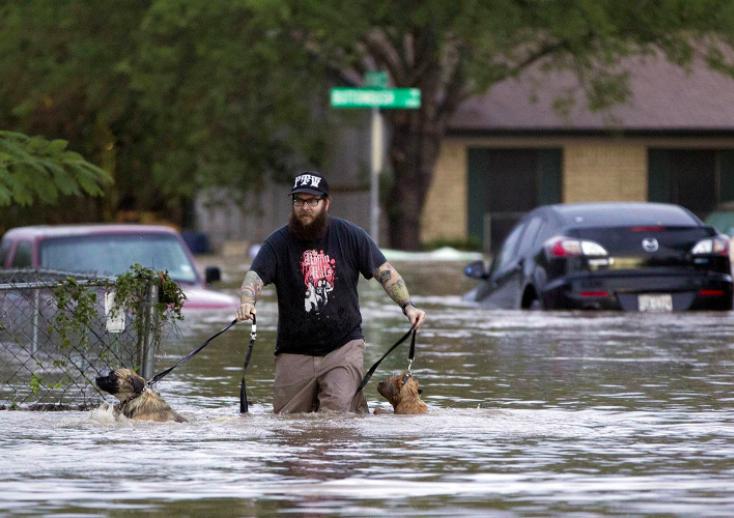 Flood Concerns in Austin, Texas
